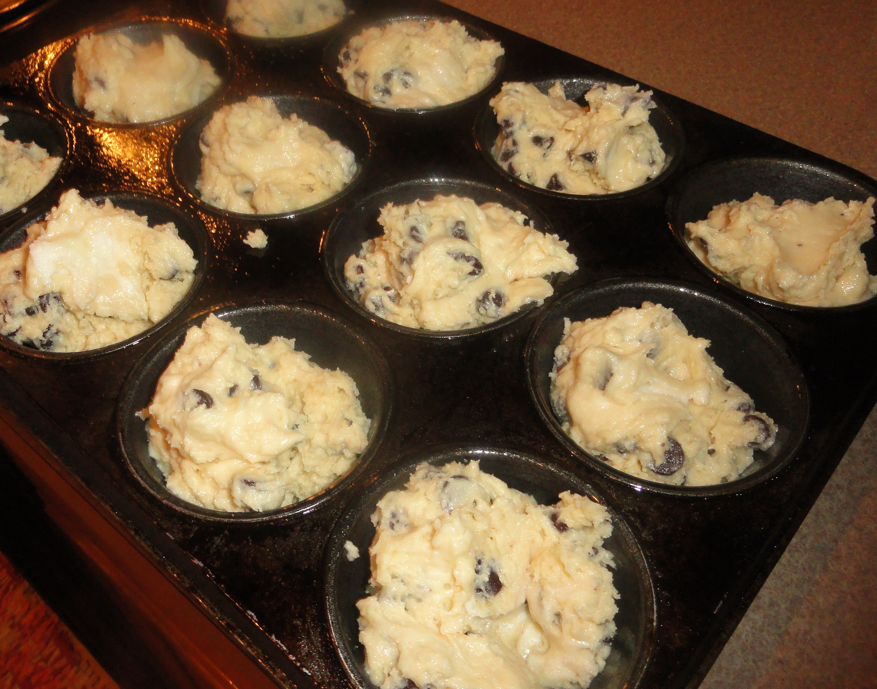 how to make moist chocolate muffins